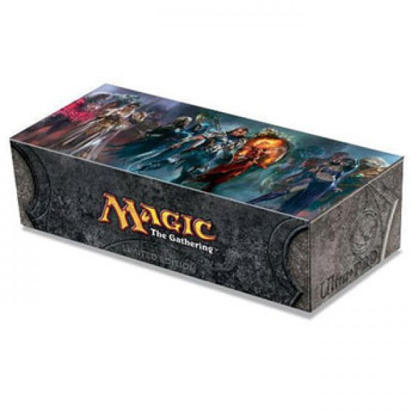 Boite de rangement - Magic the Gathering Planeswalker