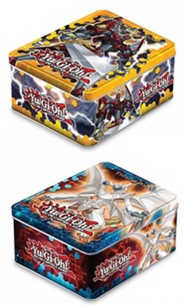 Collector Tin box 2012