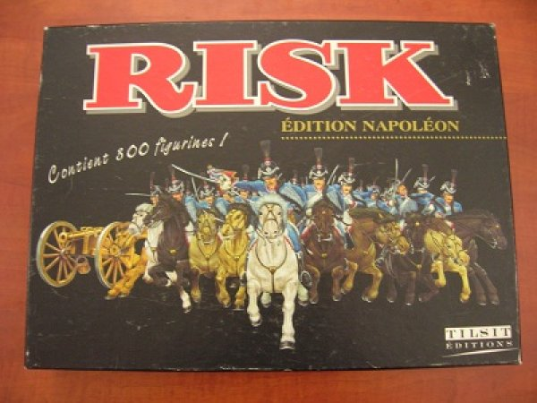 Risk Edition Napoleon